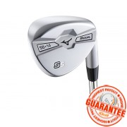2015 MIZUNO S5 WHITE SATIN WEDGE