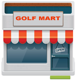 golf mart icon